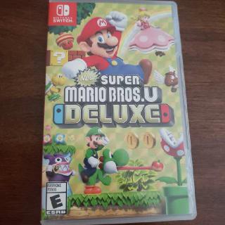 New Super Mario Bros. U Deluxe Brothers