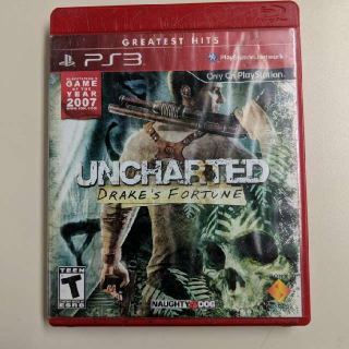 Uncharted Un Charted Drake's Drakes Fortune