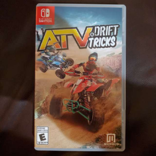 Atv And & Drift Tricks