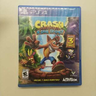Crash Bandicoot N Sane Trilogy Nsane Insane