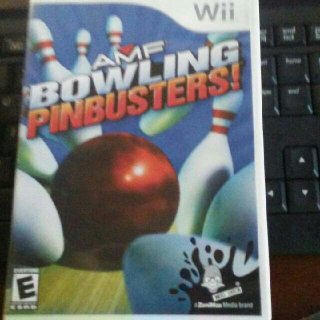 AMF Bowling: Pinbusters! Pin Busters Buster Pinbuster Tested And Working