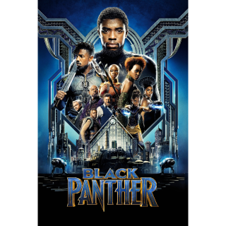 Black Panther HDX Movies Anywhere Full (NOT Instawatch)
