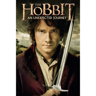 The Hobbit: An Unexpected Journey HDX Movies Anywhere (NOT Instawatch)