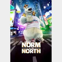 Norm of the North SD VUDU (NOT Instawatch)
