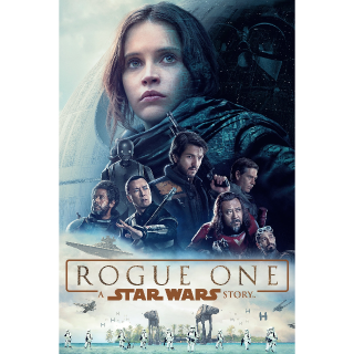 Rogue One: A Star Wars Story MA+DMI Points HDX