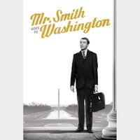Mr. Smith Goes to Washington 4K MA