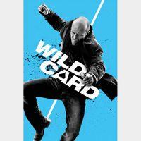 Wild Card HDX VUDU (NOT Instawatch)