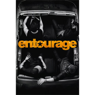 Entourage HDX Movies Anywhere (NOT Instawatch)