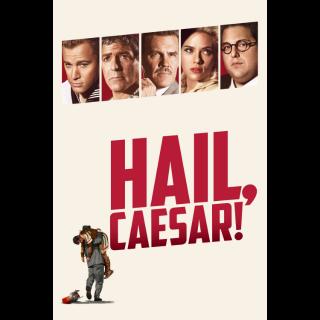 Hail, Caesar! MA HDX