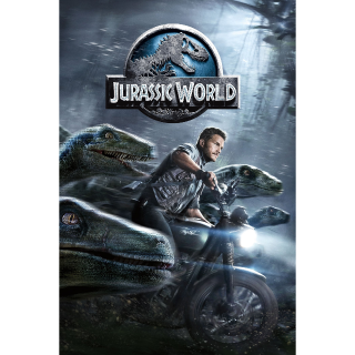 Jurassic World HDX Movies Anywhere (NOT Instawatch)