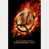 The Hunger Games: Catching Fire SD VUDU (NOT Instawatch)