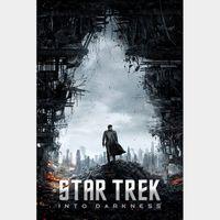 Star Trek Into Darkness HDX VUDU (NOT Instawatch)