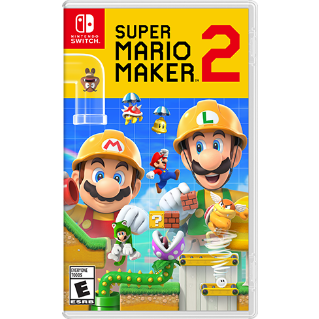 Super Mario Maker 2 - Nintendo Switch [Digital Code]