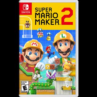 Super Mario Maker 2 - Nintendo Switch [Digital Code]