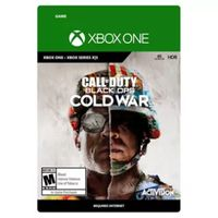 CALL OF DUTY: BLACK OPS COLD WAR (XBOX ONE) XBOX LIVE