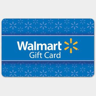 $50.00 Walmart(5x10$)