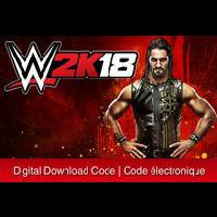 Switch WWE 2K18 Digital Download
