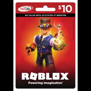 RobLox 10$ Digital Code