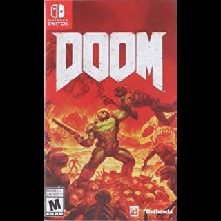 Switch Doom Digital Download