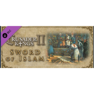 Crusader Kings II: Sword of Islam [Instant Delivery] [Expansion] [Steam] [Global]