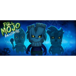 Full Mojo Rampage (Steam Key) - Instant Delivery