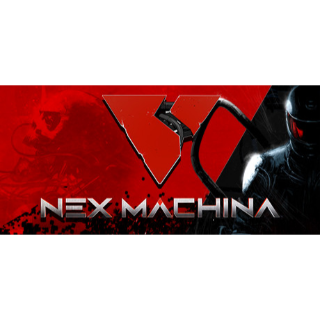Nex Machina (Steam Key) - Instant Delivery