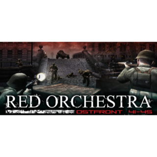 Red Orchestra: Ostfront 41-45 - Instant Delivery