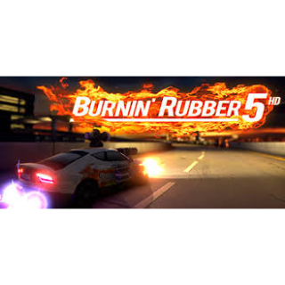 Burnin' Rubber 5 HD (Steam Key) - Instant Delivery