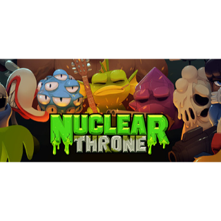 Nuclear Throne (Steam Key) - Instant Delivery