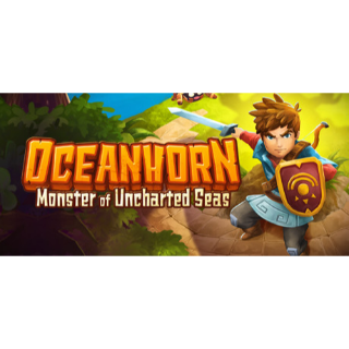 Oceanhorn: Monster of Uncharted Seas (Steam Key) - Instant Delivery