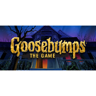 Goosebumps: The Game (Steam Key) - Instant Delivery