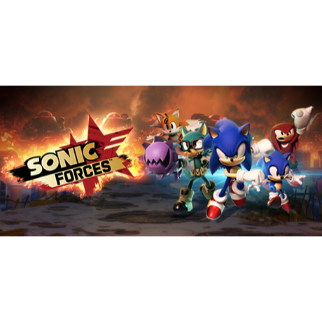 Sonic Forces - Instant Delivery