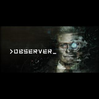 >observer_ - Instant Delivery