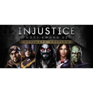 Injustice: Gods Among Us Ultimate Edition - Instant Delivery