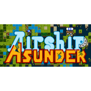 Airship Asunder (Steam Key) - Instant Delivery