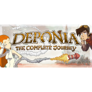 Deponia: The Complete Journey - Instant Delivery