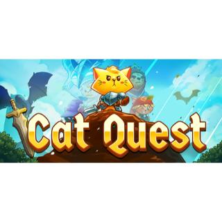 Cat Quest - Instant Delivery