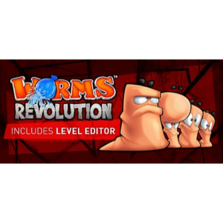 Worms Revolution - Instant Delivery