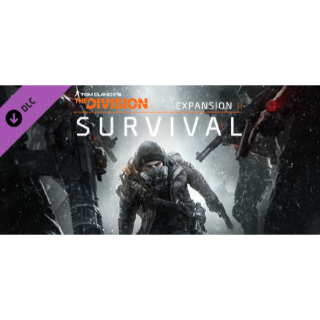 Tom Clancy's The Division - Survival (DLC) - Instant Delivery