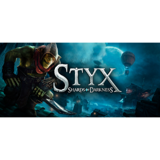 Styx: Shards of Darkness - Instant Delivery