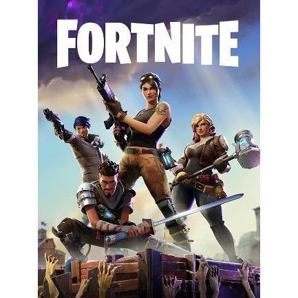 Fortnite Standard Edition Global Epic Games Cd Key Pc Only
