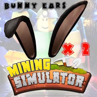 Pet | MS | Bunny Ears X2