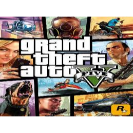 Grand Theft Auto V steam Gift (GTA5 steam) - Steam Games
