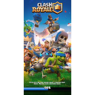I will Push/Do challenges for you in Clash Royale