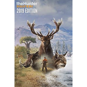 The Hunter Call Of The Wild 2019 Edition Xbox1 Xbox One Games Gameflip