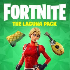 Fortnite-The Laguna Pack (Turkey)