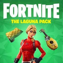 Fortnite-The Laguna Pack (Turkey)