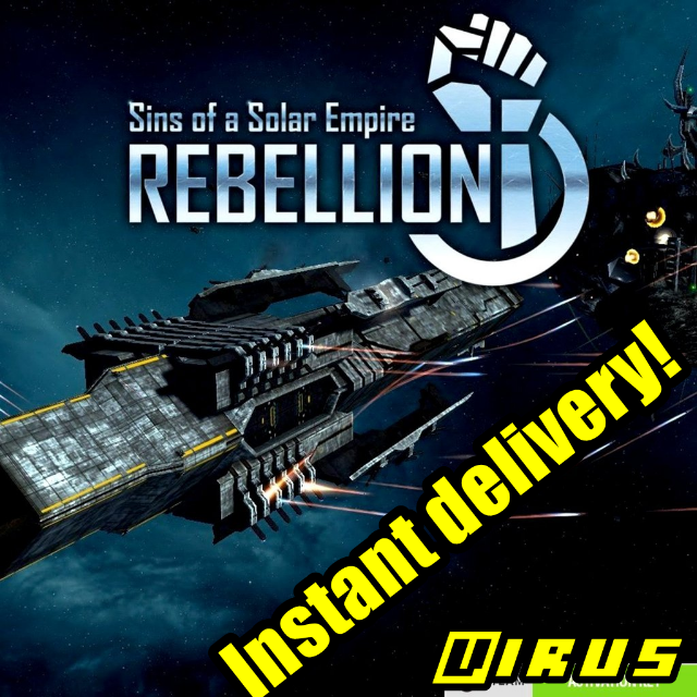 (Deal of the Day) Sins of a Solar Empire: Rebellion - Instant CD-Key Global