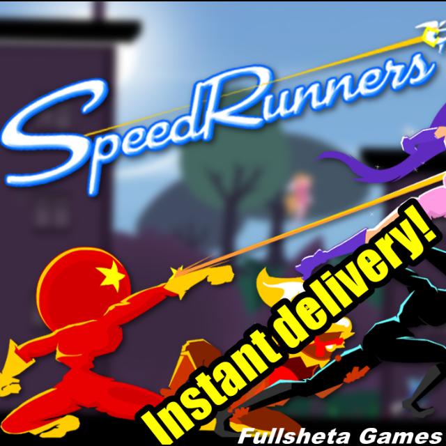 SpeedRunners - 𝐅𝐮𝐥𝐥 𝐆𝐚𝐦𝐞 - 𝐏𝐂 𝐒𝐭𝐞𝐚𝐦 𝐆𝐚𝐦𝐞
