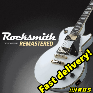 Rocksmith 2014 Edition - Remastered